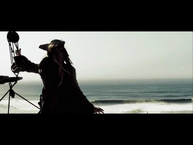 Jack Sparrow entrance At World's End