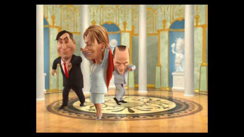 Мульт Личности. Танец Саакашвили