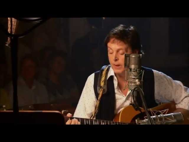 Paul McCartney - Jenny Wren - Chaos and Creation At Abbey Road