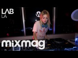 ALISON WONDERLAND trap, hip hop and bass DJ set in The Lab LA