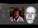 FaceShift Markerless Motion Capture Facial Animation Software Beta for Kinect