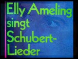 Schubert Elly Ameling, 1969 Die Forelle - Irwin Gage, Piano - Electrola LP