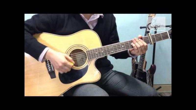 [Grab the Guitar] 손대지마 - 에일리 / 기타강좌 guitar lesson