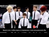 [RUS SUB][08.07.15] Behind The Show - BTS