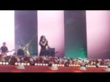 9 мая. 2015 год. Праздничный концерт на Поклонной горе. Город Москва.