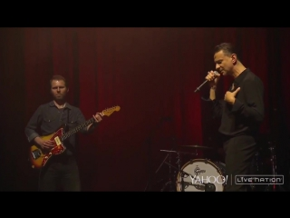 Dave Gahan & Soulsavers - Presence of God (LIVE The Theatre at Ace Hotel) 19.10.2015, LA