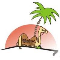Логотип творческое объединение ОАЗИС
