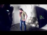 моё первое фотосессия в студии (: