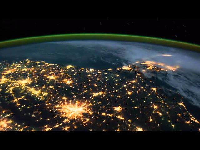 Планета Земля вид с МКС