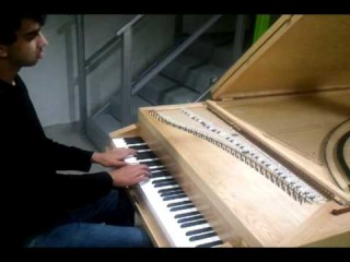 Utsav Lal performs Raga Bhairav Alap-Jod-Jhala on the Fluid Piano