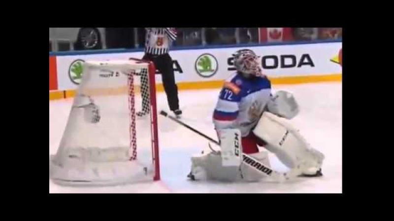 Россия Канада 2015, финал, 1-6, лучшие моменты, обзор матча, Russia Canada 1-6, 17 05 2015