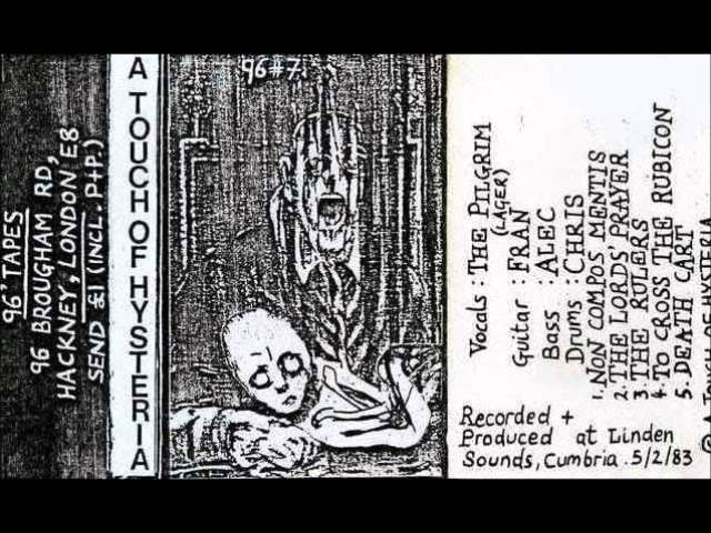 A Touch of Hysteria - 1983 Demo
