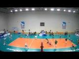 Волейбол  предварительный раунд Кубка России  Вк Енисей vs Вк Заречье  Одинцово