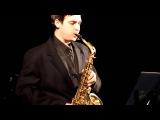 Перший у Вінниці великий саксофонний концерт відбувся у неділю в театрі