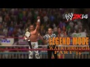 Shawn Michaels vs Bret Hart - WrestleMania 12 - Walkthrough - WWE 2K14 Part 16