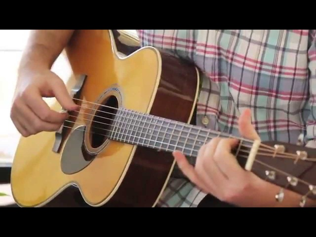 Jeff LeBlanc 'Say Anything' Tristan Prettyman cover