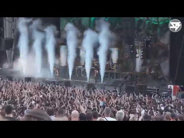 Rammstein - Keine Lust [07.07.2013 - Nancy, Zenith Amphitheatre, France] (multicam by Nightwolf) HD