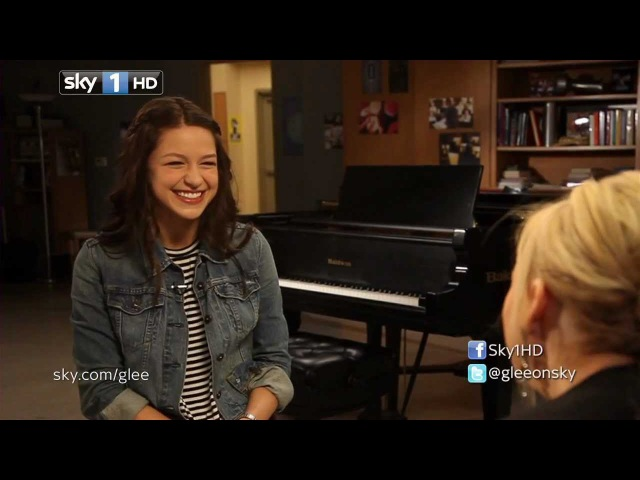 I Heart Glee - Melissa Benoist Interview