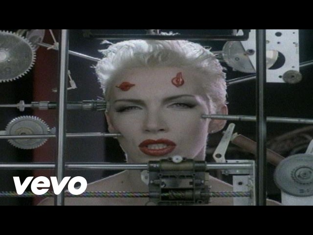 Eurythmics - Missionary Man (Official Video)