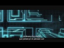 Tron Legacy Introduction part 1 Daft Punk The Grid VOSTFR