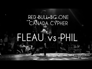 Finals - FLEAU vs PHIL | RED BULL BC ONE CYPHER CANADA 2015 | BBOY NORTH [#BD_VIDEO]