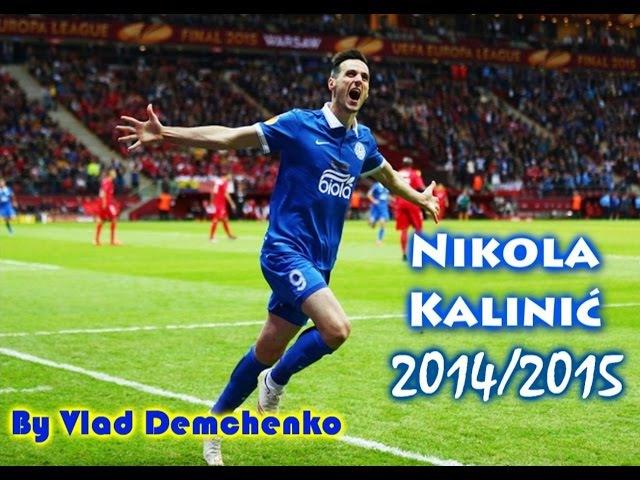 Nikola Kalinić - Best Skills Goals 2014/2015 | 1080p | By Vlad Demchenko
