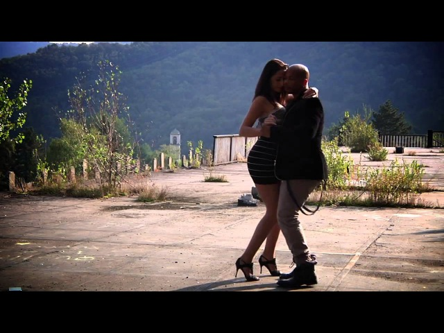 Edoardo e Denise di Kizomba Milano new performance
