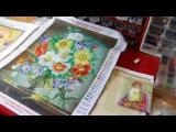 Вышивка бисером для начинающих, на канве, картины