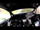 Ken Block tests on gravel for 2011 Rally GB [GoPro Helmet Cam]