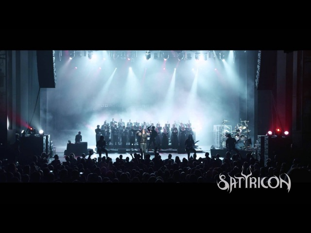 Satyricon Die By My Hand Exclusive preview from Live at the Opera