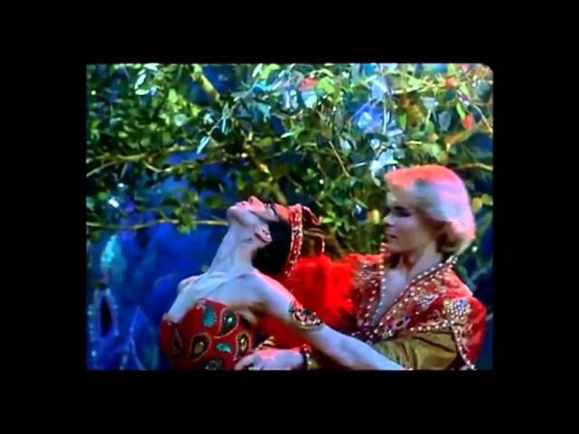 Ballet El Pájaro de Fuego Firebird Andris Liepa Nina Ananiashvili