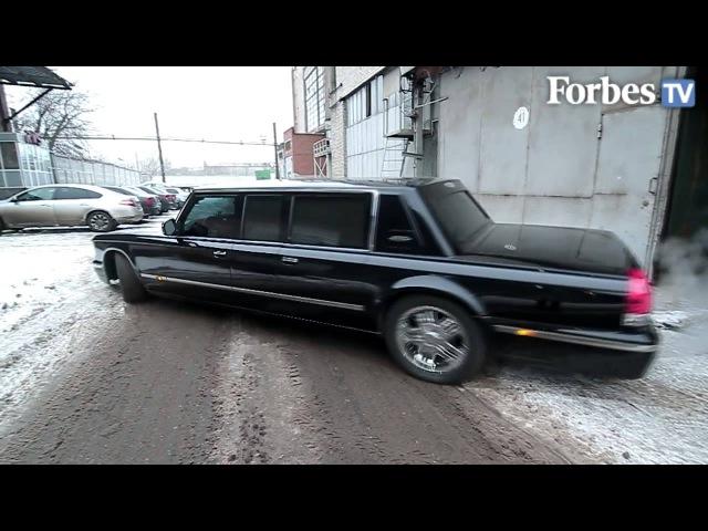 автомобиль, достойный императора всея сверхдержавы Владимира Владимировича Несменяемого