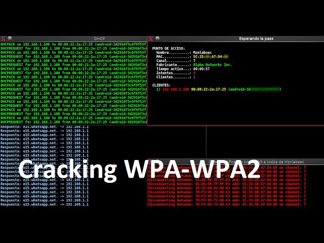 Cracking WIFI Wpa-Wpa2 (2015) Wifislax 4.10 E13