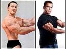 Арнольд Шварценеггер - от 14 до 67 лет / Arnold Schwarzenegger from 14 to 67 years