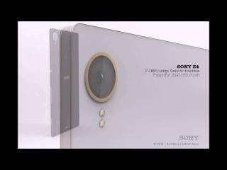 Sony Z4 Concept - Ashraf Amer