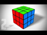 Photoshop: Part 2 - How to Create a 3-D, Rubik's Cube from Scratch