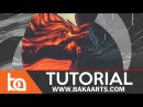 Beginner Photoshop Tutorial in Adobe Photoshop CC | Abstract Album Art -