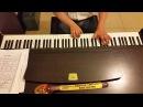 Dschinghis Khan (Kasatschok) Boney M Чингисхан Бони Эм (казачок) - исполнение на пианино кавер