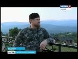 Визит Рамзана Кадырова в родовое село  13.08.15г - Чечня