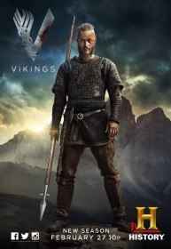 Викинги / Vikings (Сериал 2013-2016)