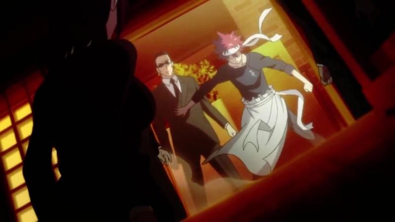 Shokugeki no Soma - AMV - The Demon Chef! Inferno Zero IC