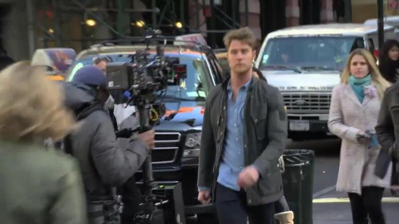 Манхэттенская история любви (1 сезон) — за кадром