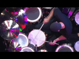 Rush - neil peart drum solo - live in frankfurt