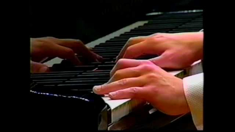 Alexei Sultanov performs Hungarian Rhapsody 2 by Liszt/ Horowitz , March 1999