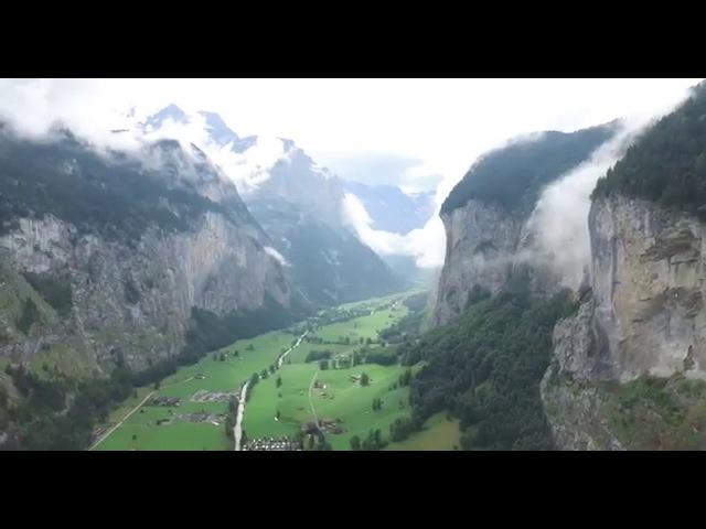 Engelberg-Lauterbrunnen DJI Phantom 3 Pro 4K HD