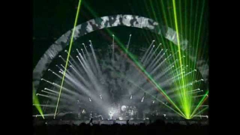 Прекрасное далеко vs Pink Floyd.(part 2-concert).