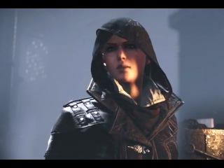 Assassin's Creed Синдикат — Иви Фрай E3 2015 HD