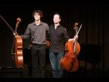 Jazz-Cello Trad. Jazz-Medley - Leonard Disselhorst + Stephan Braun