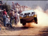Rally Group B - Tribute (WRC for the boys, Group B was for the men)
