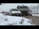 Синоптики прогнозируют в столице ледяной дождь - Первый канал